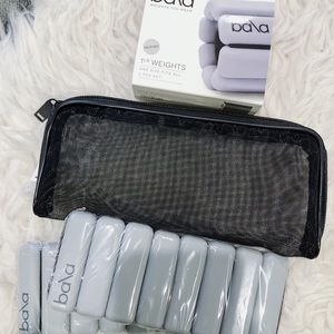 Bala Bangles 1 lbs each brand new grey